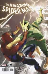 Amazing Spider-man #69 Variant Parel Spider-man Villains