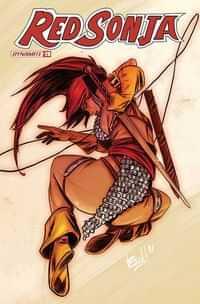 Red Sonja #28 CVR C Federici
