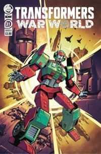 Transformers #31 CVR A Diego Zuniga