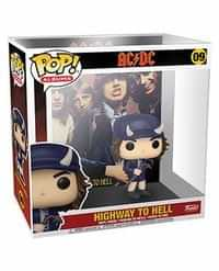 Funko Pop Albums AC/DC Highway to Hell