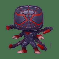 Funko Pop Marvels Spider-Man Miles Morales Programmable Matter Suit