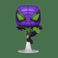Funko Pop Marvels Spider-Man Miles Morales Purple Reign