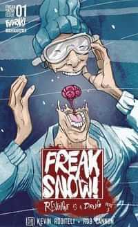 Freak Snow #1 CVR C Pantazis