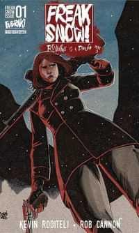 Freak Snow #1 CVR B Moss