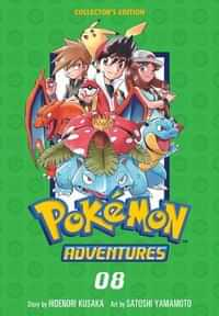 Pokemon Adventures TP Collectors Edition V8