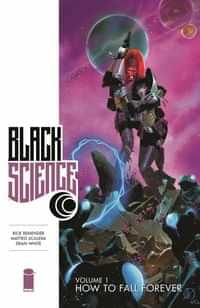 Black Science TP How To Fall Forever