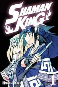 Shaman King GN Omnibus Edition V2