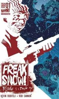Freak Snow #1 CVR A Santos