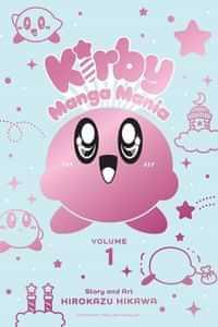 Kirby Manga Mania GN V1