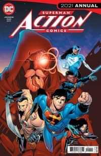 Action Comics Annual 2021 CVR A Scott Godlewski