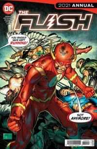 Flash Annual 2021 CVR A Brandon Peterson