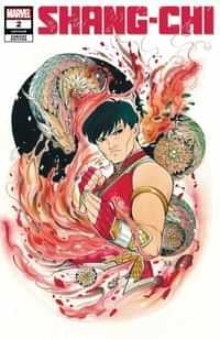 Shang-chi #2 Variant Momoko