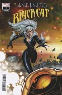 Black Cat Annual #1 Variant Ron Lim Connecting