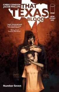 That Texas Blood #7 CVR B Aspinall