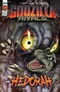 Godzilla Rivals Vs Hedorah