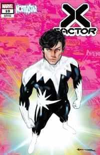X-factor #10 Variant Jimenez Pride Month