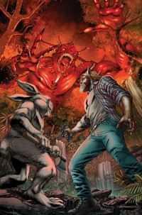 Man Goat and Bunny Man #3 CVR A Vitorino