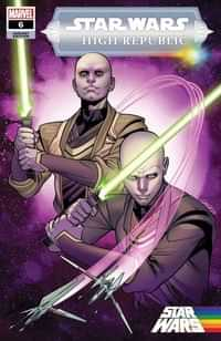 Star Wars High Republic #6 Variant Garron Pride