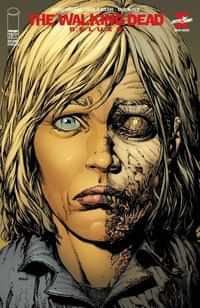 Walking Dead #12 Deluxe Edition Second Printing