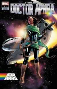 Star Wars Doctor Aphra #11 Variant Pride