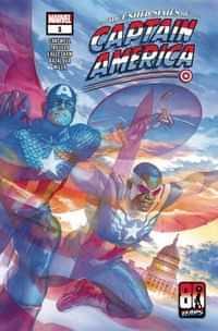 United States Captain America #1