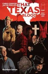 That Texas Blood #7 CVR A Phillips