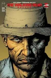 Walking Dead #8 Deluxe Edition Second Printing