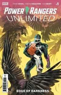 Power Rangers Unlimited Edge Darkness #1 CVR A Mora