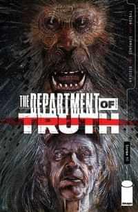 Department Of Truth #10 CVR A Simmonds