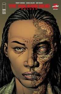 Walking Dead #9 Deluxe Edition Second Printing