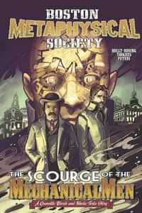 Boston Metaphysical Society One-Shot Scourge Mechanical Men