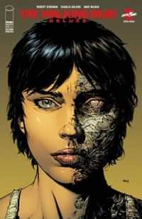 Walking Dead #11 Deluxe Edition Second Printing