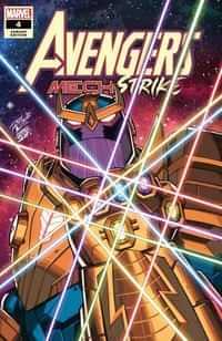 Avengers Mech Strike #4 Variant Ron Lim