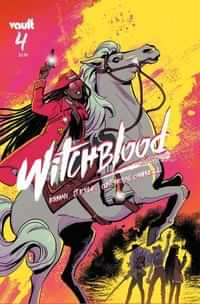 Witchblood #4 CVR A Sterle