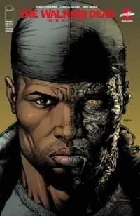 Walking Dead #7 Deluxe Edition Second Printing