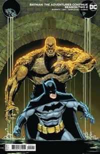 Batman The Adventures Continue Season II #2 CVR B Cardstock Max Dunbar