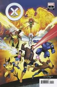 X-men #1 Variant Houston X-men 90s