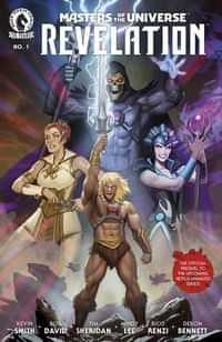 Masters Of The Universe Revelation #1 CVR A Sejic