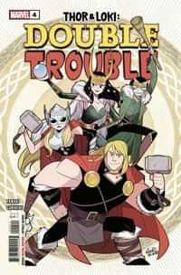 Thor And Loki Double Trouble #4