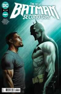 Next Batman Second Son #4 CVR A Jorge Molina