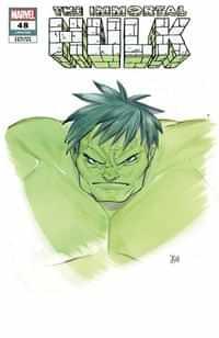 Immortal Hulk #48 Variant Momoko Marvel Anime