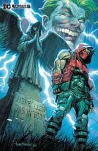Batman Urban Legends #5 CVR B Tyler Kirkham