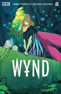 Wynd #8 CVR A Dialynas