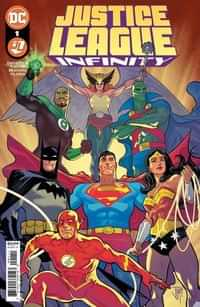 Justice League Infinity #1 CVR A Francis Manapul