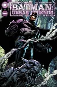 Batman Urban Legends #5 CVR A David Finch