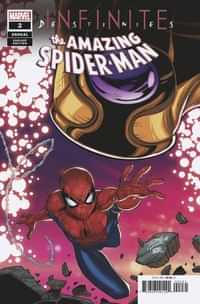 Amazing Spider-man Annual #2 Variant Ron Lim Connecting