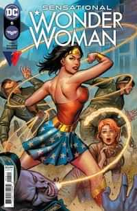 Sensational Wonder Woman #5 CVR A Marco Santucci
