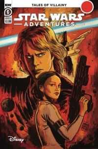 Star Wars Adventures 2020 #6 CVR A Francavilla