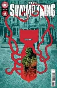 Swamp Thing #5 CVR A Mike Perkins