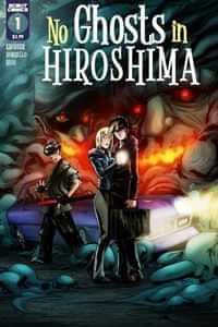 No Ghosts In Hiroshima #1 Variant 10 Copy Alberto Rios